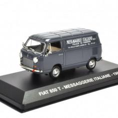 Macheta FIAT 850 T MESSAGGERIE 1965 scara 1:43 IXO