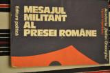 Victor Visinescu - Mesajul militant al Presei Romane