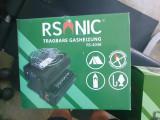 Mini Soba portabila spray gaz rulota cort
