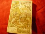 G.Lenotre - Crimele teroarei -Biblioteca Istorica nr.16- prelucrare C.Paul, 176p