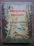 VITALI BIANCHI - POVESTIRI SI POVESTI ( ilustrata ) - 1953