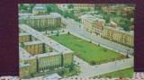 RPR - PLOIESTI - VEDERE AERIANA  - 1968 - CIRCULATA, TIMBRATA., Fotografie