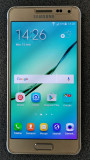 Samsung Galaxy Alpha G850F, Auriu, Neblocat