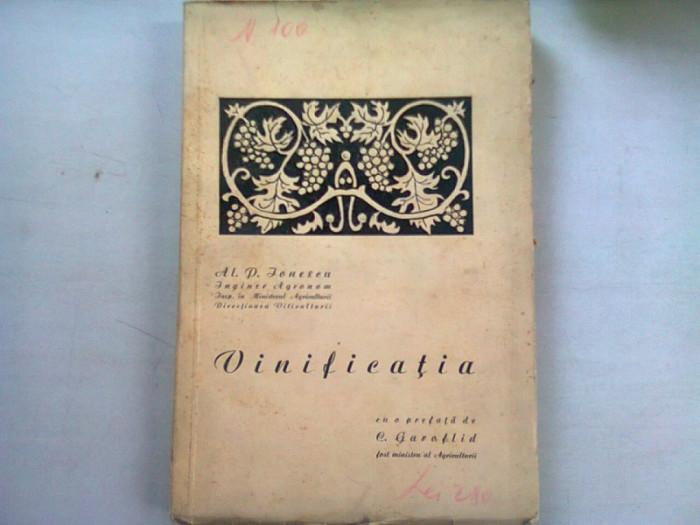 VINIFICATIA - AL.P. IONESCU