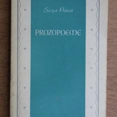 Prozopoeme  / Sasa Pana