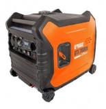 Generator Curent Electric O-Mac GTI 7000E, 3.5 kW, 7 CP, 220 V, Benzina