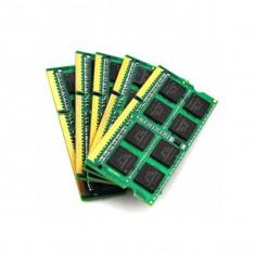 Memorie ram rami 2Gb DDR3 PC3-8500S 1066 Mhz ( sau KIT 4GB) giga Sodimm