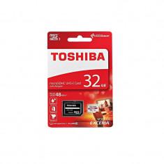 108998 Toshiba MicroSDHC 32GB Clasa 10 cu adaptor SD