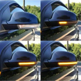 Set semnalizare dinamica repetitiva oglinzi laterale Vw Golf 5,Passat B6, Volkswagen