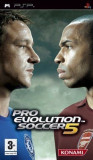 Joc PSP Pro Evolution Soccer 5 PES - A