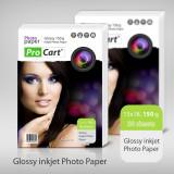 Hartie FOTO Glossy 150g 13x18