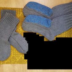 Ciorapi grosi din PNA, Gri
