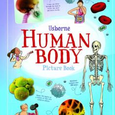 Human Body Picture Book - Usborne book (7+)