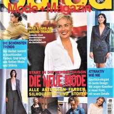 Burda revista de moda insert limba romana 45 tipare 8/98  (croitorie)