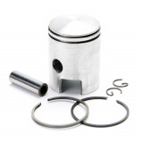 Piston + Segmenti Scuter Moped Piaggio Piagio Bravo 38.2mm - bolt 10mm