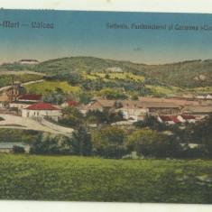 cp Ocnele Mari Valcea : Salinele, Penitenciarul si Cazarma Cuza Voda - 1927