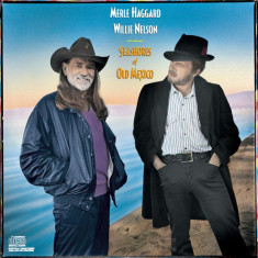 Merle Haggard Willie Nelson Seashores of Old Mexico (cd)