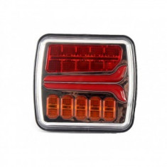 Lampa stop semnalizare dinamica V1868 stanga (11X10)