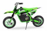 Mini Motocicleta electrica Eco Jackal 1000W 10 inch Verde
