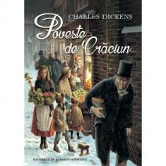 Poveste de Craciun, Charles Dickens