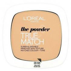 Pudra Compacta L oreal True Match Super Blendable 5.D 5.W Golden Sand