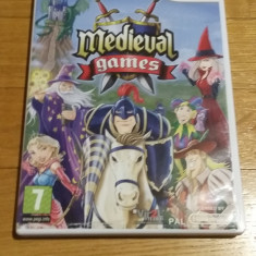 WII Medieval games original PAL / by Wadder, Sporturi, 3+, Multiplayer, 2M Beauty
