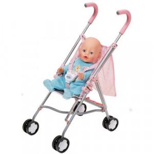 Carucior Cu Cos pentru Papusi - Baby Born