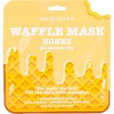 Cumpara ieftin Waffle Mask Masca de fata Honey esenta gel cu extract de miere de albine, hranitoare 40 gr, KOCOSTAR
