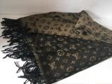 * Louis Vuitton LV- Esarfa, fular, sal (Shawl), NUDE MARO, 190x72 cm