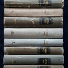 A.P. Cehov – Opere 1, 2, 3, 4, 5, 6, 7, 8, 9, 10, 11  (11 vol.)