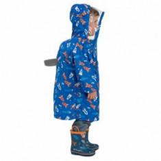 Pelerina de ploaie pentru copii YY03 Albastra L