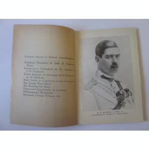 Rară!Cărticica Cercetașii Romaniei,a3-a Jamboree Natională Constanța-Mamaia 1934