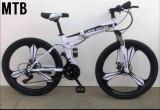 BICICLETA MTB pliabila!, 26, 22, Bikesport