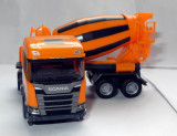 Herpa noua Scania Euro 6 CR ND betoniera 1:87