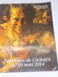 ARTMARK, SESIUNEA DE LICITATII 15/20 MAI 2014