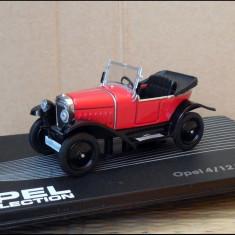 Macheta Opel 4/12 PS Laubfrosch (1924) 1:43 IXO