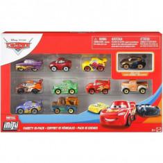 Set 10 masinute metalice Mini Racers Cars 3