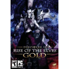 Disciples II - Rise of the Elves - Gold