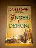 DAN BROWN - INGERI SI DEMONI (RAO, 2003, 538 p. - ED. CARTONATA)