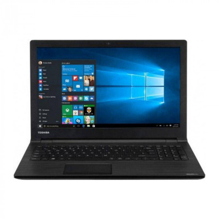 Laptop Toshiba Satellite Pro A50-EC-10V 15.6 inch FHD Intel Core i7-8550U 8GB DDR4 256GB SSD Windows 10 Pro Black