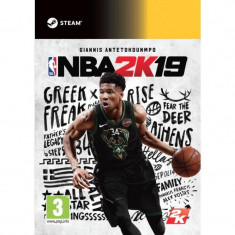 Joc PC Take 2 Interactive NBA 2K19 STEAM CODE