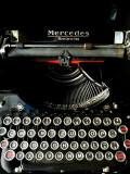 Masina scris Mercedes Selecta
