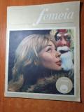 revista femeia decembrie 1966-revelion '67,moda,datini si obiceiuri de anul nou