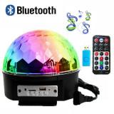 Glob cu lumini,Bluetooth si telecomanda
