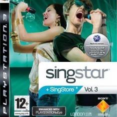 Joc PS3 Singstar Vol 3