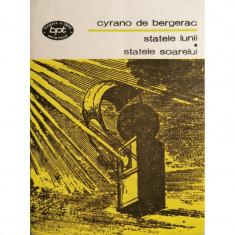 Statele Lunii. Statele Soarelui - Cyrano de Bergerac