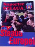 "Revista fotbal - ""Suporter STEAUA"" (Nr.18/2006)- poster Steaua Bucuresti"