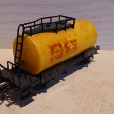 Vagon cisterna Shell, Fleischmann , scara 1/87, H0
