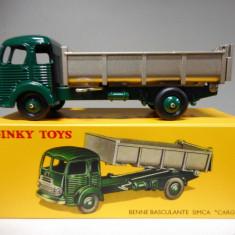 """Macheta Benne Basculante Simca """"Cargo"""" - Dinky Toys"""