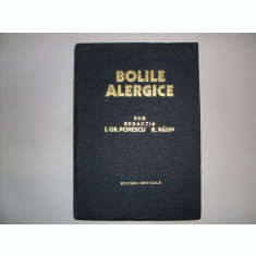 Bolile Alergice - I.gr.popescu R.paun ,551414